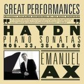 Play & Download Haydn: Sonatas Nos. 33, 38, 58, 60 by Franz Joseph Haydn | Napster