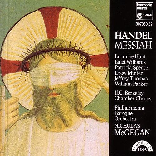 Play & Download Messiah by George Frideric Handel | Napster