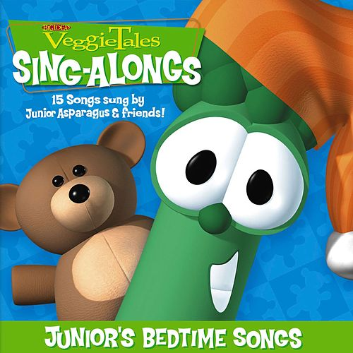 Play & Download Junior's Bedtime Songs by VeggieTales | Napster