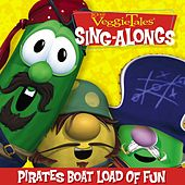 Pirate's Boat Load Of Fun by VeggieTales