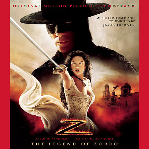 Legend Of Zorro [original Motion Picture Soundtrack] by James Horner