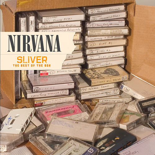 Play & Download Sliver - The Best Of The Box by Nirvana | Napster