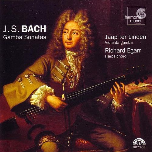 Play & Download Gamba Sonatas by Johann Sebastian Bach | Napster