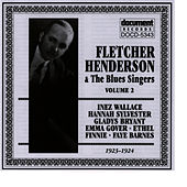 Fletcher Henderson and The Blues Singers Vol. 2 (1923-1943) by Fletcher Henderson