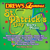 Play & Download Drew's Famous St. Patrick's Day Party Music by The Hit Crew | Napster