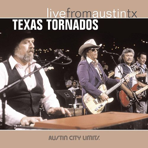 Live From Austin, Texas by Texas Tornados