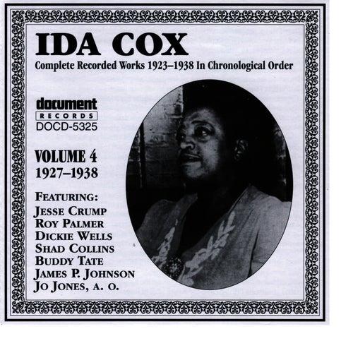 Play & Download Ida Cox Vol. 4 1927-1938 by Ida Cox | Napster