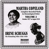 Play & Download Martha Copeland Vol. 2 (1927-1928) by Martha Copeland | Napster