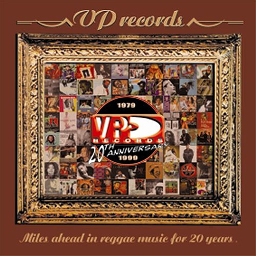 Play & Download VP 20th Anniversary by Various Artists | Napster