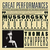 Prokofiev: Alexander Nevsky; Mussorgsky: Pictures at an Exhibition by Thomas Schippers