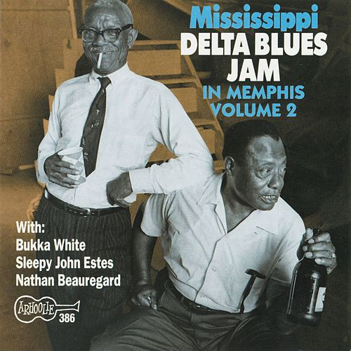 Play & Download Mississippi Delta Blues Jam In Memphis by Various Artists | Napster