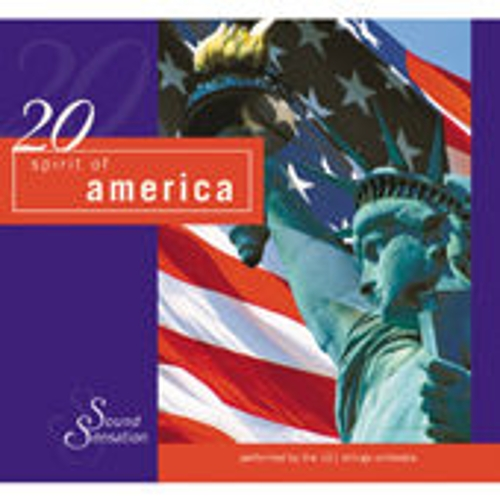 Play & Download 20 Spirit of America by 101 Strings Orchestra | Napster