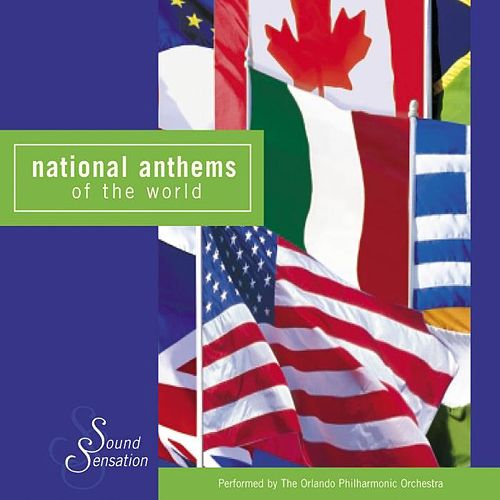 Play & Download National Anthems of the World by Orlando Philharmonic Orchestra | Napster