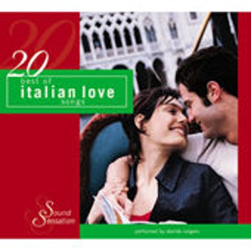 Play & Download 20 Best Italian Love Songs by The Starlite Singers | Napster