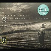 Takemitsu: Quotation of Dream by Various Artists