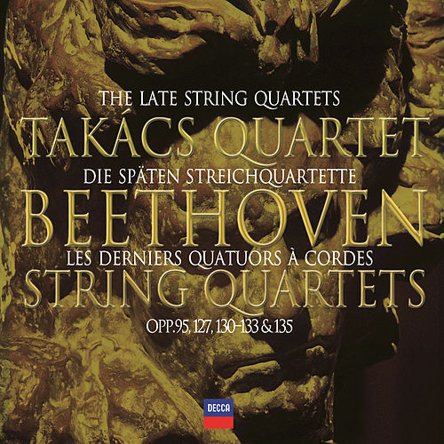 Play & Download Beethoven: String Quartets Vol.3 by Takács Quartet | Napster