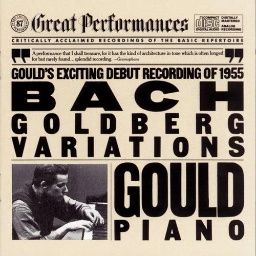 Play & Download Bach:  Goldberg Variations, BWV 988 (1955 mono recording) by Glenn Gould | Napster