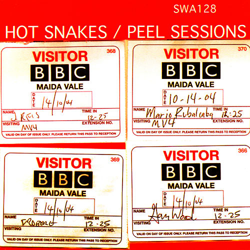 Play & Download Peel Sessions by Hot Snakes | Napster