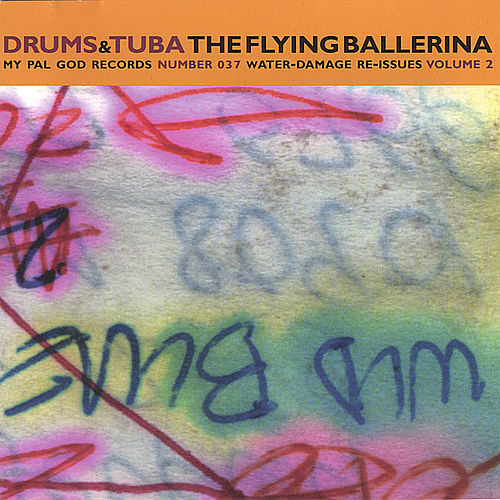 The Flying Ballerina by Drums and Tuba