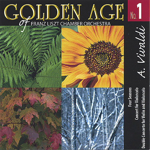 Play & Download Golden Age No. 1 / Vivaldi by Emanuel Ax; Franz Liszt Chamber Orchestra | Napster