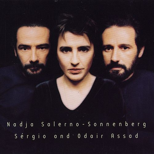 Classical Violin & Guitar Selections by Nadja Salerno-Sonnenberg