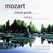 Mozart Concertos No. 23 In A Major, K.488 And No. 24 In C Minor, K. 491 by Richard Goode