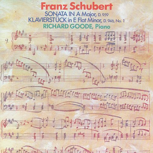 Play & Download Schubert: Sonata In A Major, D. 959 / Klavierstuck In E Flat Minor, D. 946, No. 1 by Richard Goode | Napster