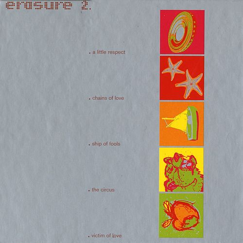 Play & Download Erasure 2 by Erasure | Napster