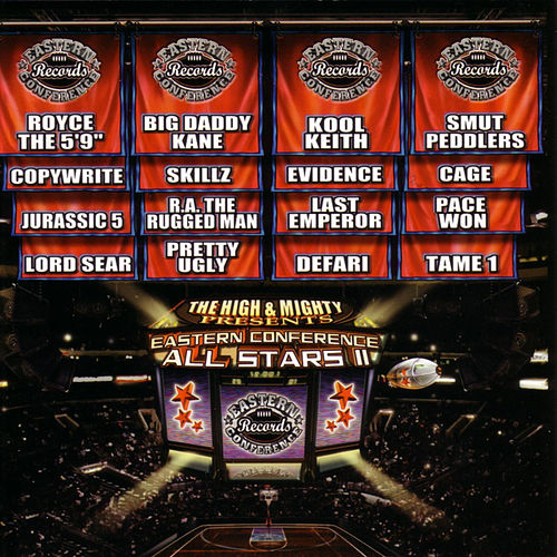 Eastern Conference All Stars, Vol. 2 by Various Artists
