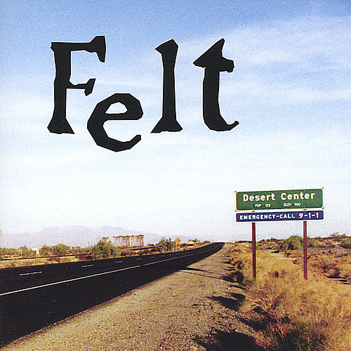 Desert Center by Felt