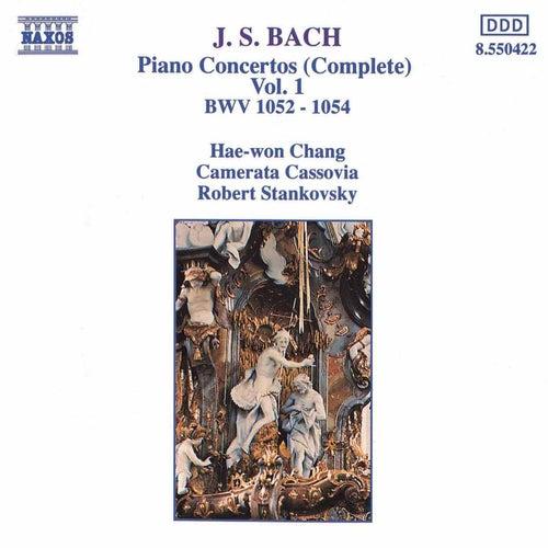 Complete Piano Concertos Vol. 1 by Johann Sebastian Bach