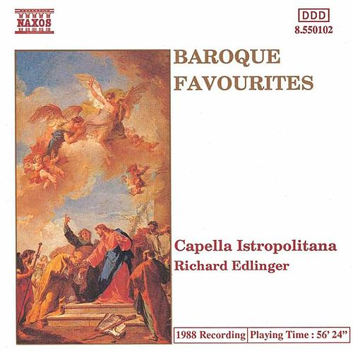 Baroque Favourites von Various Artists