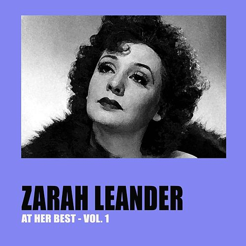 Zarah Leander At Her Best, Vol.1 by Zarah Leander (1)