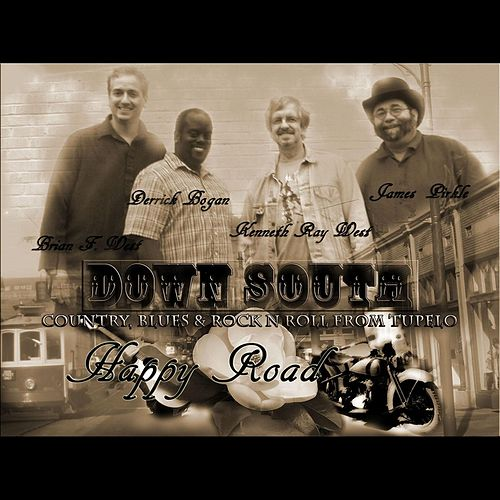 Play & Download Happy Road by Down South | Napster