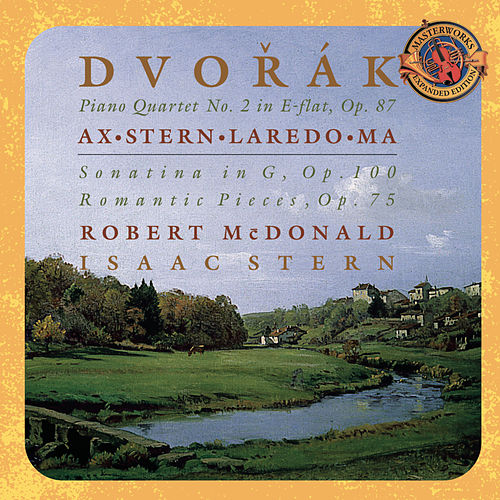 Play & Download Dvorák: Piano Quartet No. 2 in E-flat Major, Op. 87; Sonatina in G, Op. 100; Romatic Pieces, Op. 75 - Expanded Edition by Various Artists | Napster