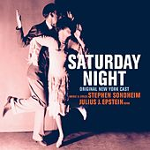 Saturday Night - Original Cast Recording von Stephen Sondheim