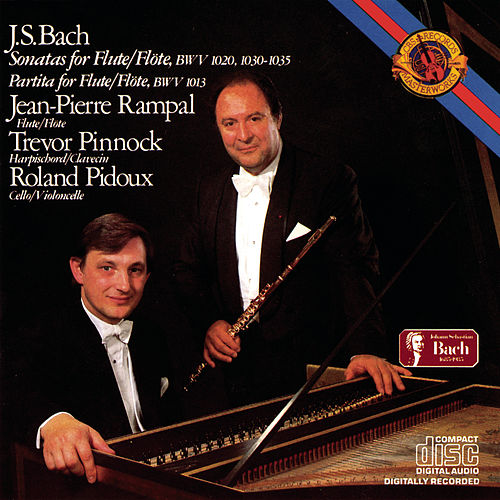 Play & Download Bach: Flute Partita & Sonatas by Jean-Pierre Rampal | Napster