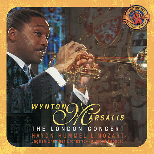 The London Concert [Expanded Edition] by Wynton Marsalis