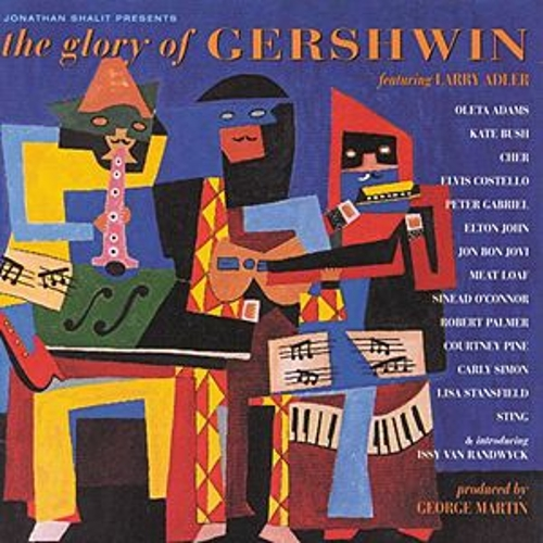 Play & Download The Glory Of Gershwin by Various Artists | Napster