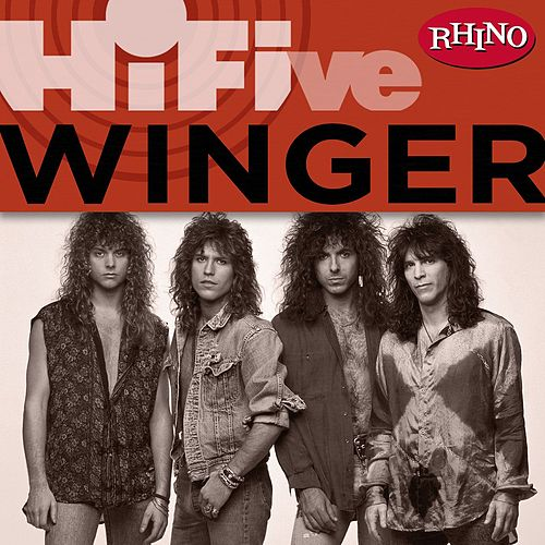 Play & Download Rhino Hi-Five: Winger by Winger | Napster