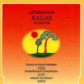 Afternoon Ragas, Vol. 4 by Various Artists