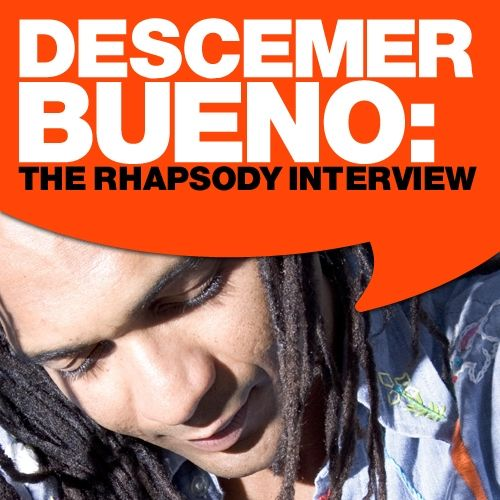 Descemer Bueno: The Rhapsody Interview by Descemer Bueno