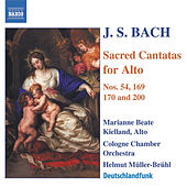 Play & Download Sacred Cantatas For Alto by Johann Sebastian Bach | Napster