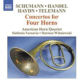 Play & Download Concerto For Four Horns by Various Artists | Napster