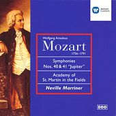 Mozart: Symphonies Nos 40 & 41 by Academy of St. Martin in the Field