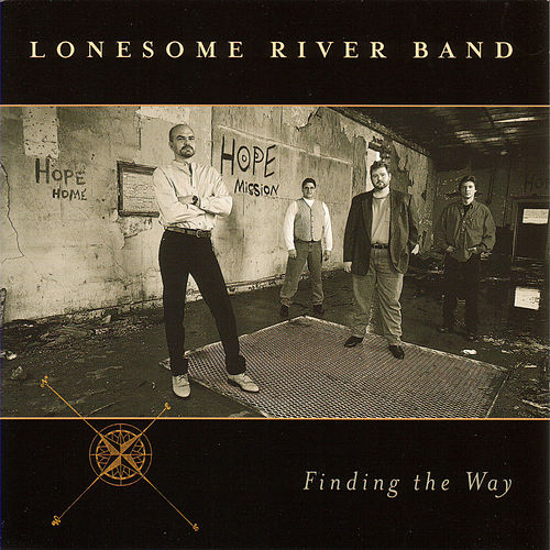 Play & Download Finding The Way by Lonesome River Band | Napster