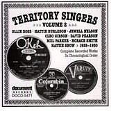 Play & Download Territory Singers Vol. 2 (1928-1930) by Various Artists | Napster