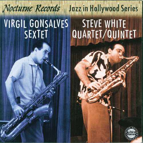 Jazz In Hollywood by Virgil Gonsalves/Steve White