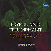 Play & Download Joyful and Triumphant by William Picher | Napster
