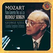 Play & Download Mozart: Piano Concertos Nos. 19 & 20 [Expanded Edition] by Rudolf Serkin | Napster